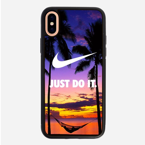 Nike Sunset iPhone XR cover XS Max 8 plus 7 plus 6
